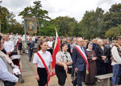 Coroczna Pielgrzymka Polaków do Sanktuarium Matki Bożej Szkaplerznej w Aylesford - zdjęcie 1