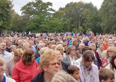 Coroczna Pielgrzymka Polaków do Sanktuarium Matki Bożej Szkaplerznej w Aylesford - zdjęcie 4